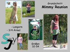 Foto zu Schnittmuster Mimmy 32 - 54 von Sillyjay