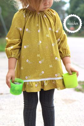 Foto zu Schnittmuster Bluse/Tunika/Kleid Talia von MiToSa-Kreativ