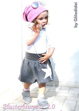 Foto zu Schnittmuster Ballonrock Plusterblume von MiToSa-Kreativ