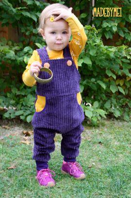 Foto zu Schnittmuster Babylatzhose von FrleinFaden