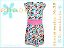 Foto zu Schnittmuster Lillesol basics No. 20 Sommerkleid von Lillesol & Pelle