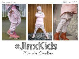 Foto zu Schnittmuster Jinx Kids von rosarosa