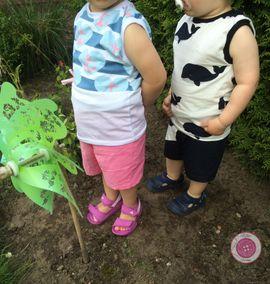 Foto zu Schnittmuster Summer for Kids von Zwergnase-Design