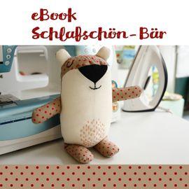 Foto zu Schnittmuster Schlafschön-Bär von käselotti