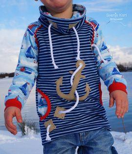 Foto zu Schnittmuster Raglansweater Max & Maxi von textilsucht
