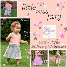 Foto zu Schnittmuster Little Miss Fairy von Engelinchen