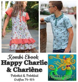 Produktfoto von Happy Pearl für Kombi Ebook Happy Charlie + Charlène