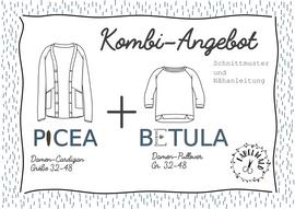 """Produktfoto von Fabelwald für Kombi Ebook Kombi-Angebot: """"BETULA"""" + PICEA"""