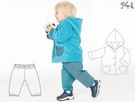 Produktfoto von Pattern 4 kids für Kombi Ebook Torino und Toretto