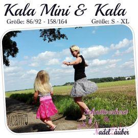 Produktfoto von Schnittverhext für Kombi Ebook Kala Doppelpack