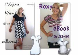 Produktfoto von Firstlounge Berlin für Kombi Ebook Claire & Roxy
