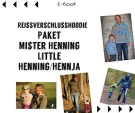Produktfoto von Mamili1910 für Kombi Ebook E-BookPaket Mister Henning & Little Hennja/Henning