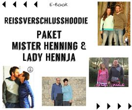 Produktfoto von Mamili1910 für Kombi Ebook Kombipaket Mister Henning & Lady Hennja