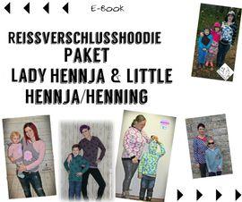 Produktfoto von Mamili1910 für Kombi Ebook  Paket Lady Hennja & Little Henning/Hennja