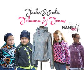 Produktfoto von Mamili1910 für Kombi Ebook Kombi-EBook Lady Johanna & Little Johanna/Jonas