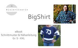 Produktfoto von Boerlinerin für Kombi Ebook BIGSHIRT & MAYBE