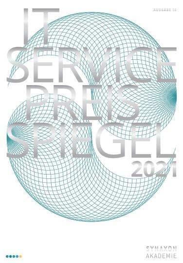 IT-Servicepreisspiegel 2021