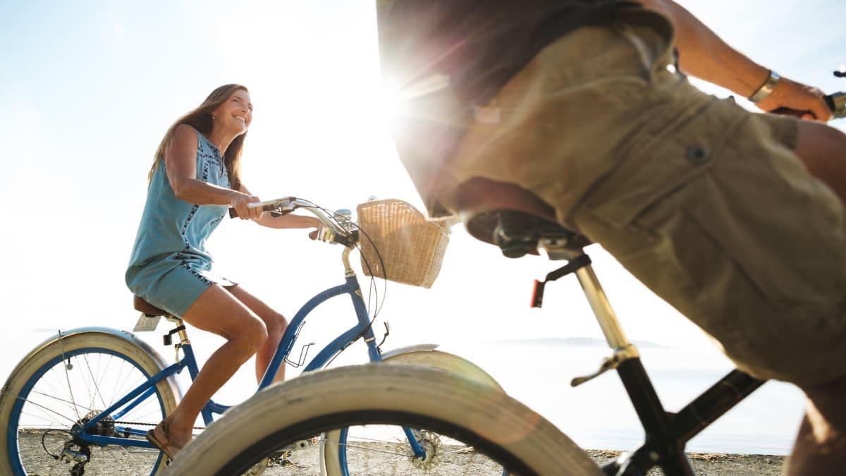 Radfahren mit MS