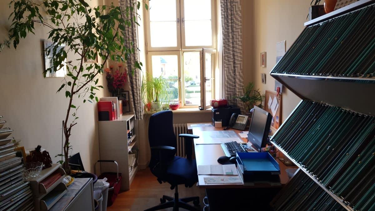 Büro von Steffi H.