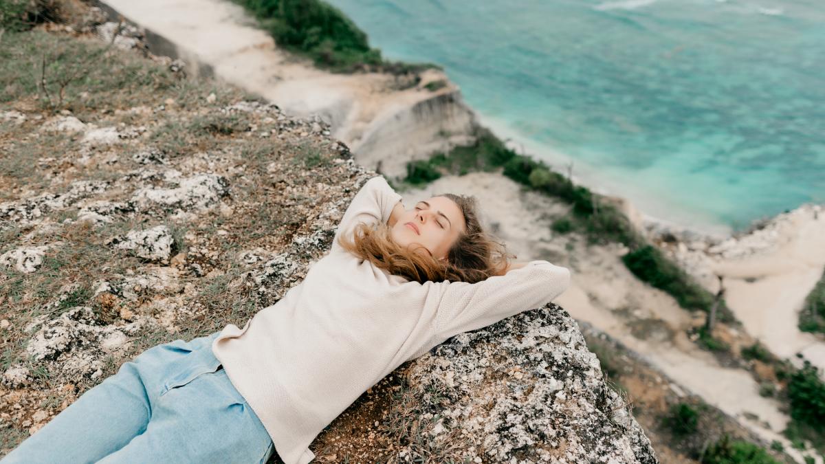 Entspannung hilft gegen Stress