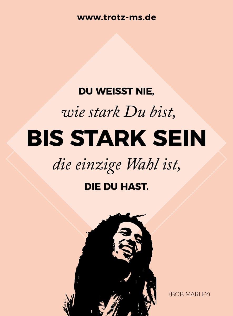 Bob Marley: Stark sein
