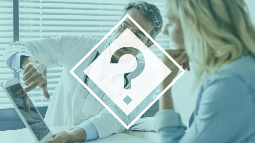 Shared Decision Making zwischen Arzt und Patientin