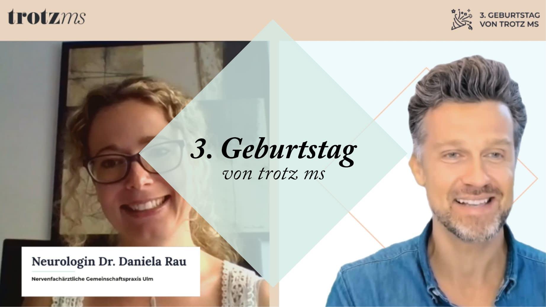 Dr. Daniela Rau über die Therapie-Wahl bei MS