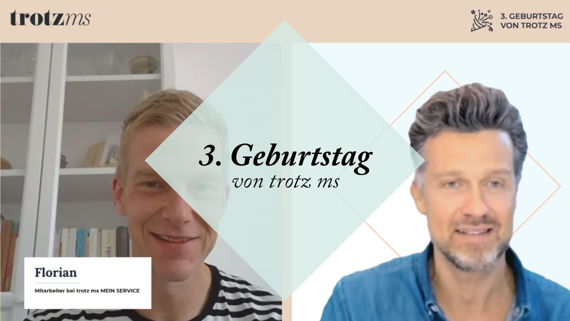 Florian von trotz ms MEIN SERVICE im Interview