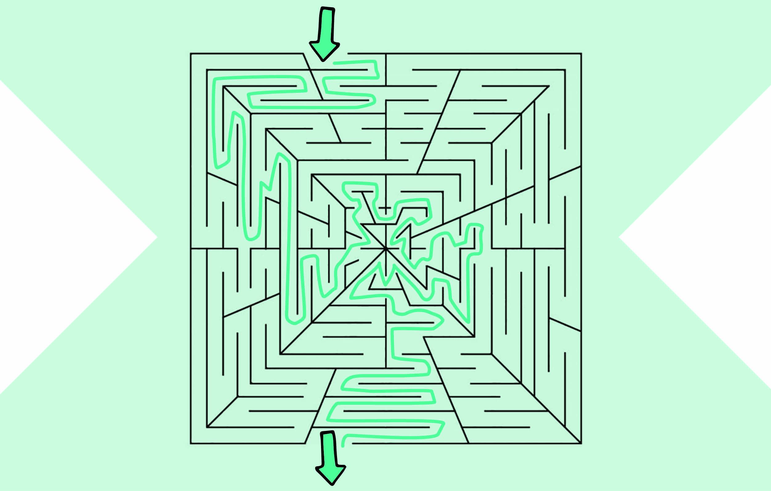 Labyrinthrätsel