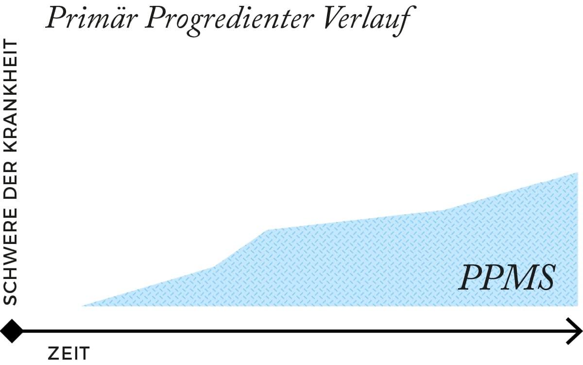 Verlauf der PPMS