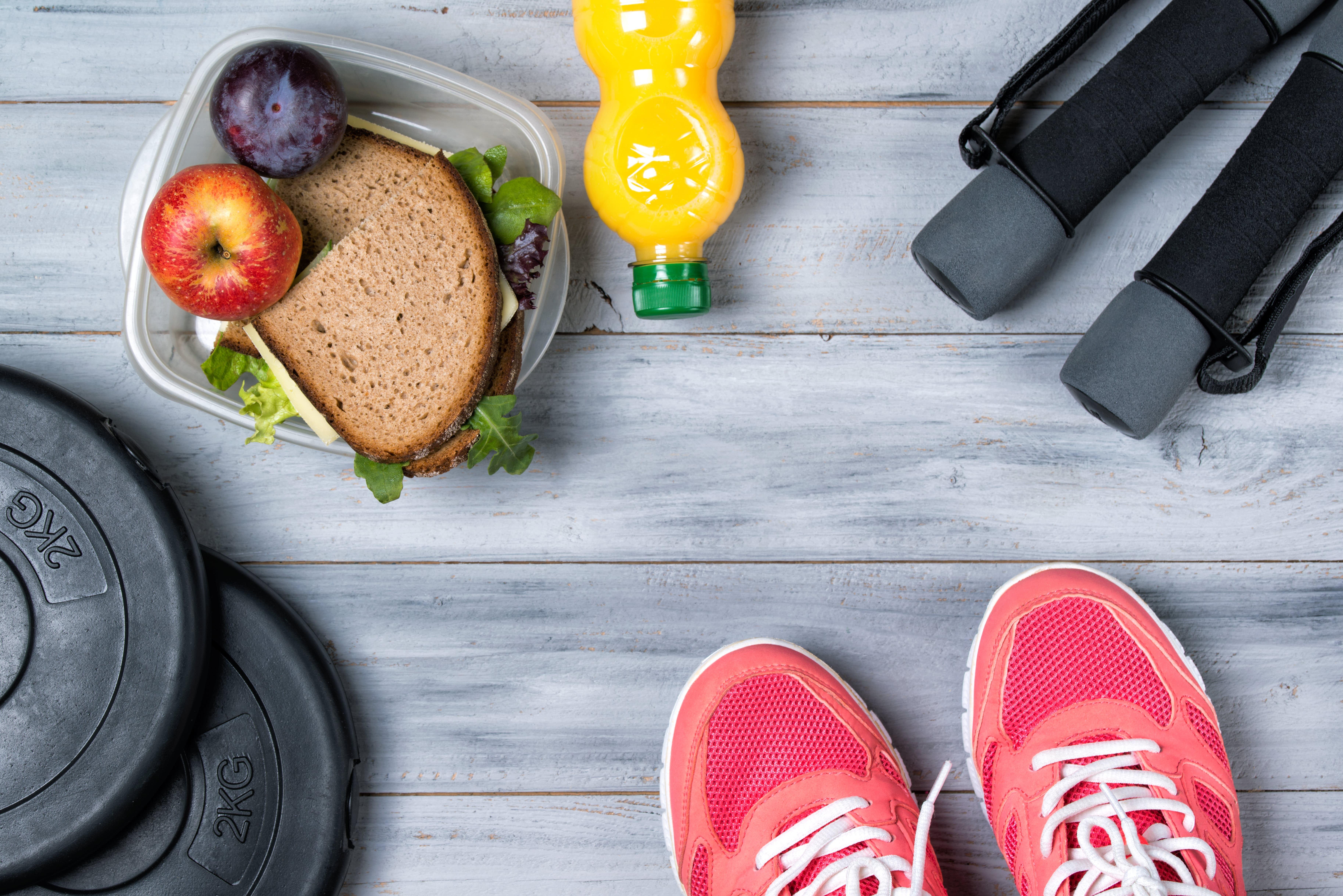 Sport und Ernährung