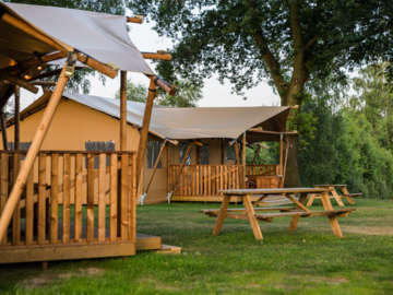 Luxus Lodge XL 6 Personen