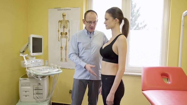 Przykurcz mięśnia biodrowo-lędźwiowego i czworogłowego uda