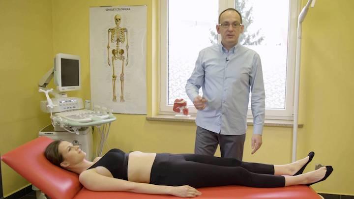 Rotatory – zespół mięśnia gruszkowatego