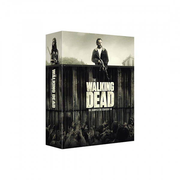 The Walking Dead - Staffel 1-6 Box