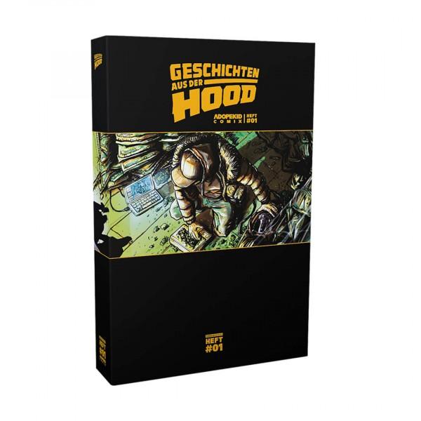 Adopekid - Geschichten aus der Hood Box (Ltd. Deluxe Box)