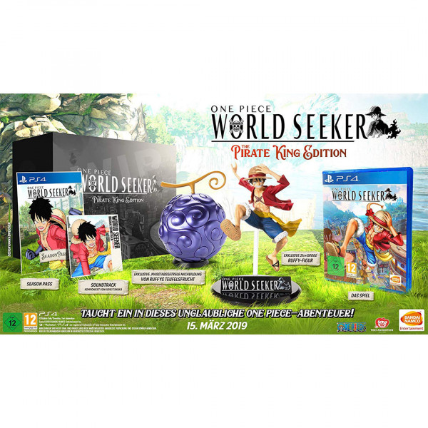 One Piece World Seeker: The Pirate King Edition