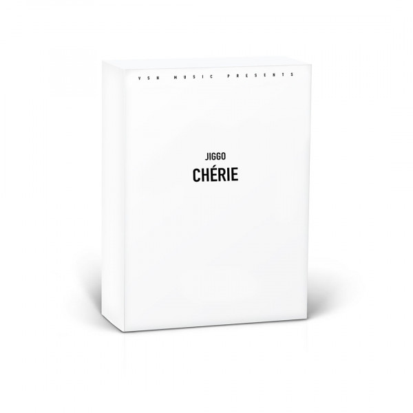 Jiggo - CHÉRIE (Ltd. Deluxe Box)