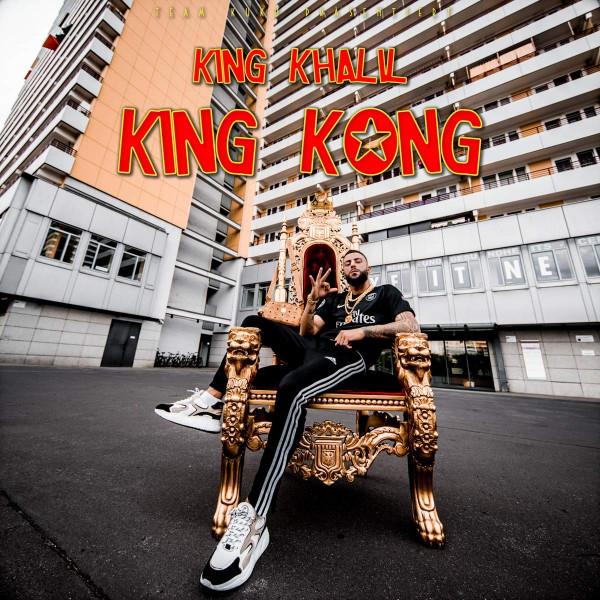 King Khalil - KING KONG (Ltd. Deluxe Box)