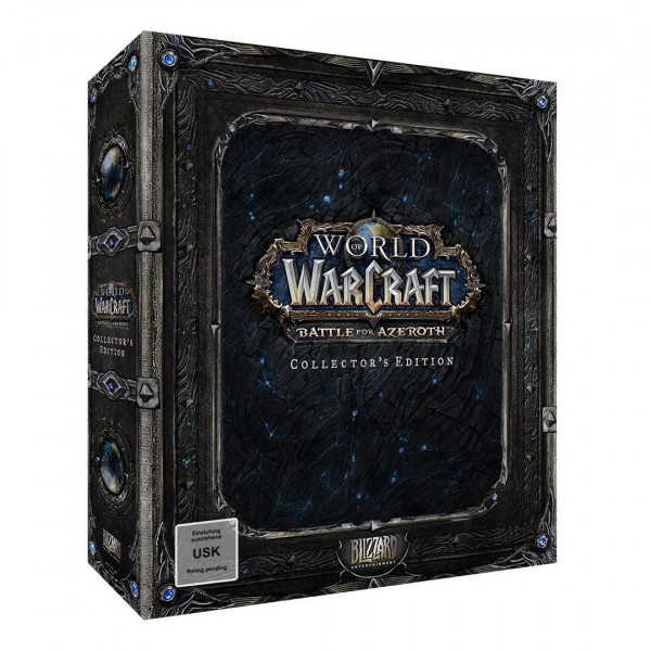 World of Warcraft: Battle for Azeroth: Collector's Edition