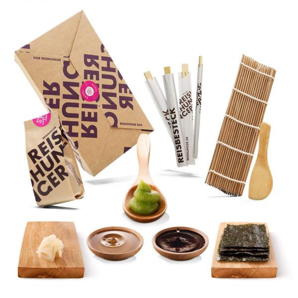 Reishunger Sushi Box Komplett-Set