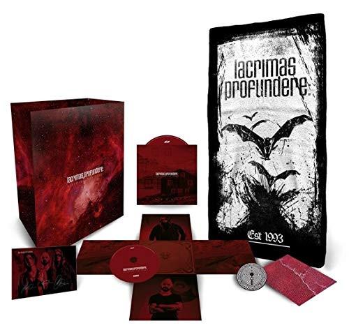 Lacrimas Profundere - Bleeding The Stars (Ltd. Deluxe Box)