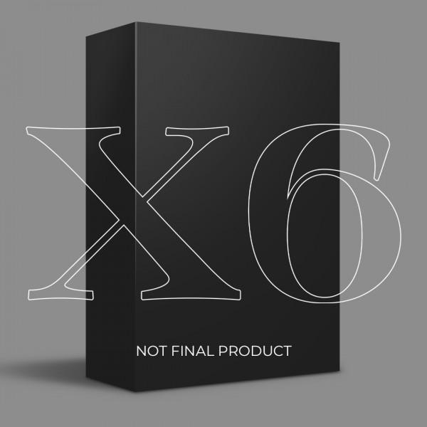 Edo Saiya - X6 (Ltd. Deluxe Box)