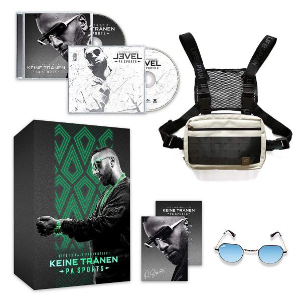 Pa Sports - Keine Tränen (Ltd. Deluxe Box)