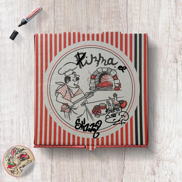 Kwam.E - IZZA (Ltd. Deluxe Box)