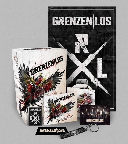 Grenzenlos - Keine Einigkeit Um Recht & Freiheit (Ltd. Deluxe Box)