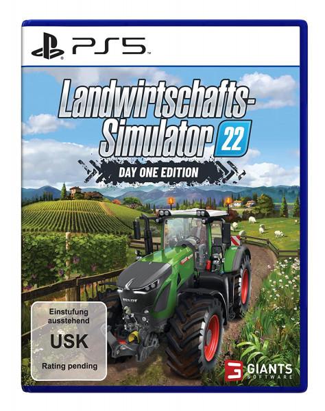 Landwirtschafts-Simulator 22 PS5