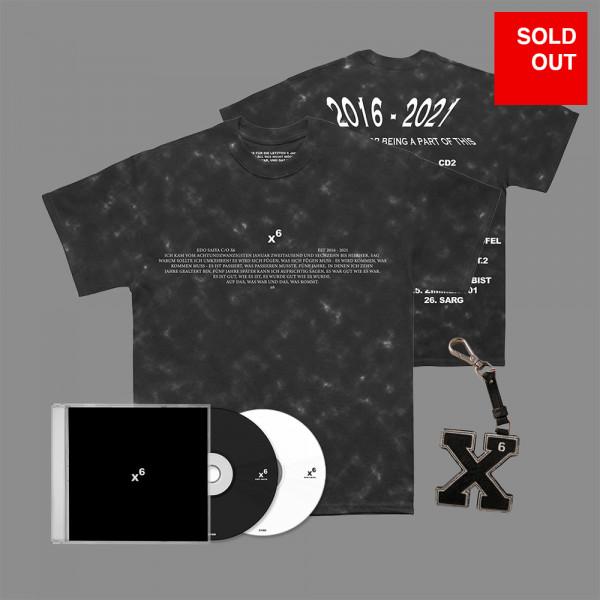 Edo Saiya - X6 (Ltd. Fanbundle)