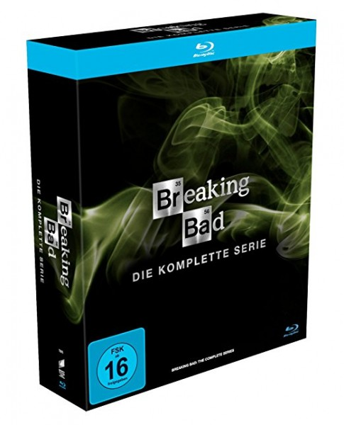 Breaking Bad - Die komplette Serie (Ltd. Deluxe Box)