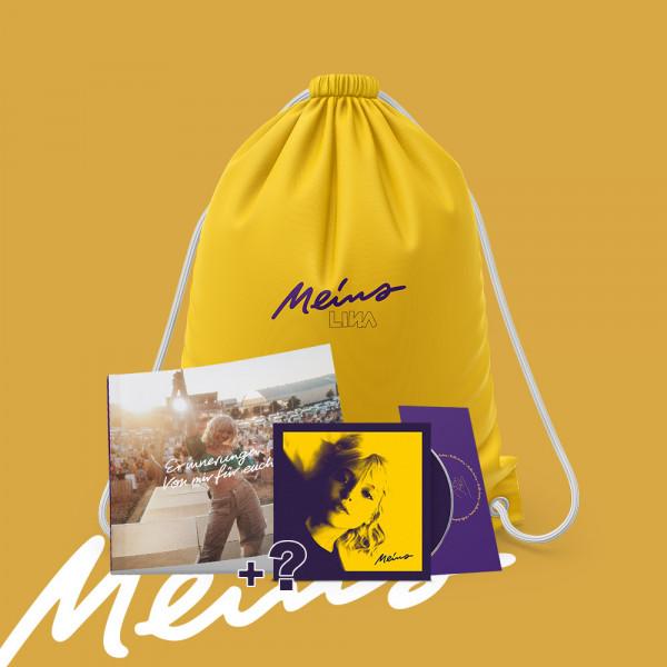 Lina - MEINS EP (Ltd. Fanbundle)
